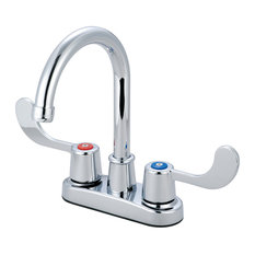 """Olympia Faucets B-8170 Elite 1.5 GPM Centerset 5-1/4"""" Reach Bar - Polished"""