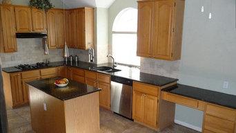 Kitchen and Bathroom Granite Countertops