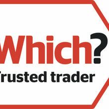 We are Which? registered Trusted Traders!