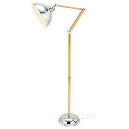 Contemporary Floor Lamps by Benzara, Woodland Imprts, The Urban Port