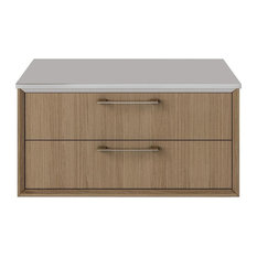 Remy Wall Mount Free Standing Cabinet Luxury