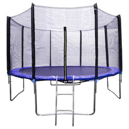 Contemporary Trampolines by Home Beyond