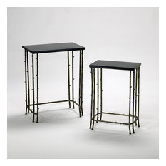 "Cyan Design 02045 24.25"" Bamboo Nesting Tables"