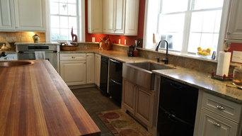 Kitchen Countertop Installation
