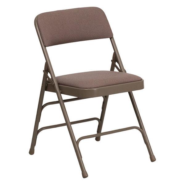 Folding Chair, Beige
