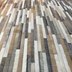 Balvanera cowhide rug - Area Rugs