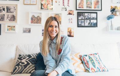 En casa de... Carol Botín: Bloguera de 'Hadas y Cuscus'