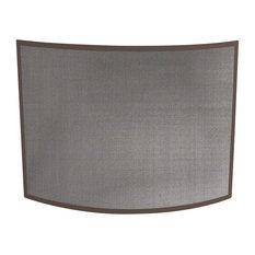 Single Panel Bronze Screen