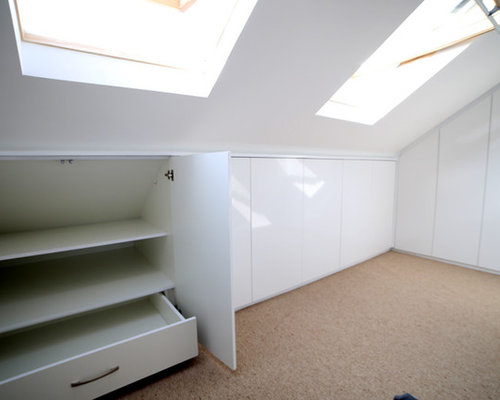 Loft Storage Houzz