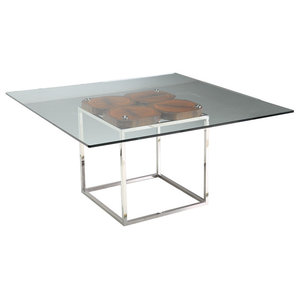 Clarges 114in Dining Table Modern Tables By Inmod