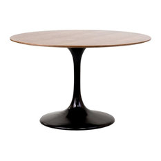 Inch Dining Tables Houzz - 48 inch oval dining table