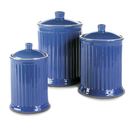 Contemporary Kitchen Canisters And Jars by Omniware