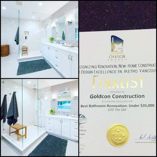 Best Bathroom Renovation Under 48K Gorgeous Best Bathroom Renovations Model