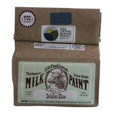 The Old Fashioned Milk Paint Co., Inc. - Milk Paint, Soldier Blue, Pint - Paint