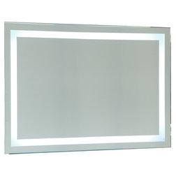 Modern Bathroom Mirrors by Vanity Art LLC