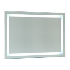 Vanity Art Led Lighted Vanity Mirror With Sensor Switch Bathroom Mirrors