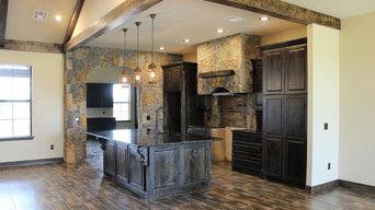 Custom Home -Rustic Farmhouse