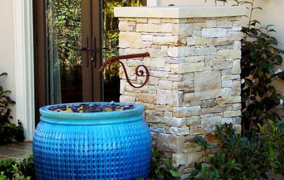 Fall for a Water-Wise Fountain