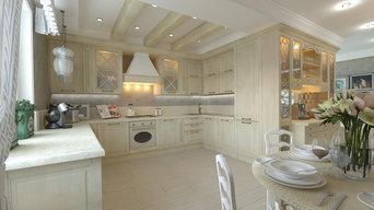 Дизайн-проект квартиры в стиле «прованс»