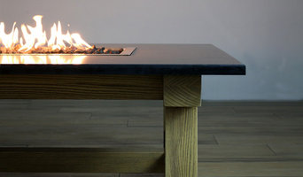 Elementi Fires Uk Workshop Coffee Table Gas Fire Pit