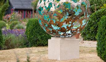 Brass cloud sphere