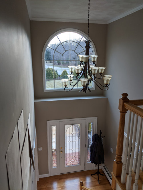 How To Update 80 S Home Foyer Ledge