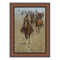 'Bringing In The Mares'', Limited Edition