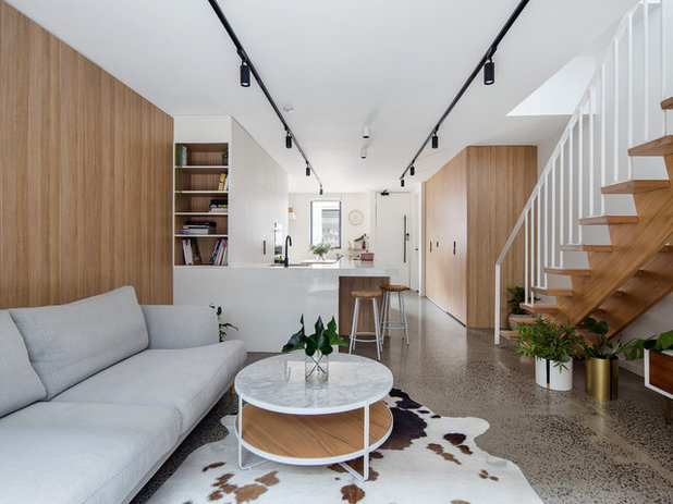 Contemporary  by Pitch Architecture + Developments