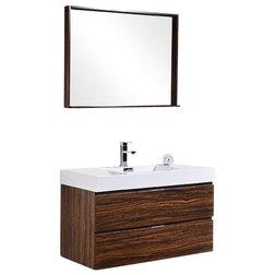 Inspirational Contemporary Bathroom Vanities And Sink Consoles by Aqua Bath Inc