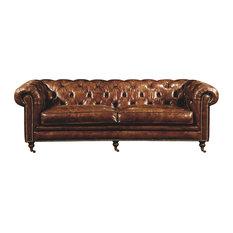 Birmingham Sofa, Brown
