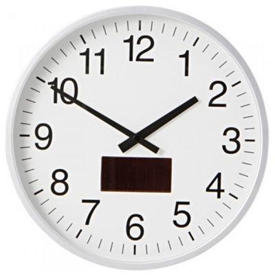 Wall Clocks Aluminium Solar Wave Wall Clock