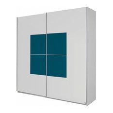schwebeturenschrank design, modern kleiderschränke: schwebetürenschrank & schlafzimmerschrank, Design ideen