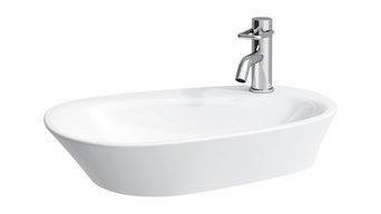 Palomba white washbasin