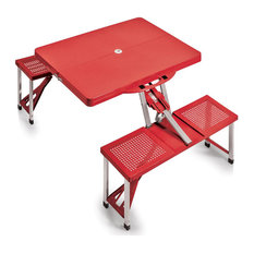 Picnic Table Portable Folding Table with Seats