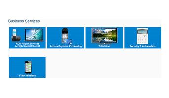Business Services - Gas, Electricity, Phone/Internet, Security, Merchant Service