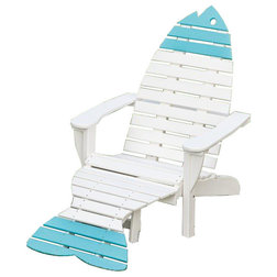 Eclectic Adirondack Chairs by Furniture Barn USA