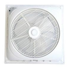 """SPT 16"""" Dc-Motor Drop Ceiling Fan SF-1691C"""