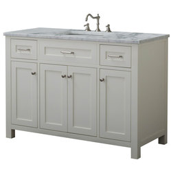Transitional Bathroom Vanities And Sink Consoles by Home Elements Distribution LLC