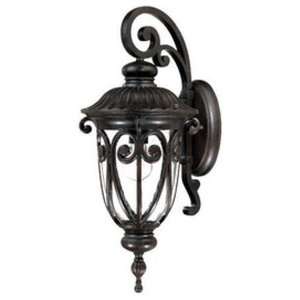 Acclaim Lighting Naples - One Light Outdoor Wall Mount