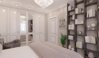 Дизайн 2-к квартиры площадью 79,6 кв.м в современном стиле