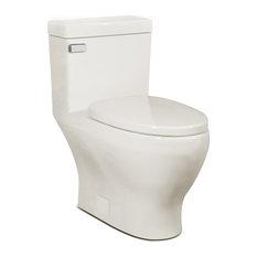Cadence 1P 1.28gpf Elongated Toilet, Balsa