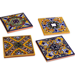 Ideal Mediterranean Coasters by Native Trails