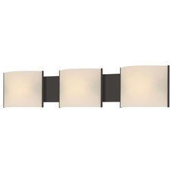 Trend Contemporary Bathroom Vanity Lighting by ELK Group International