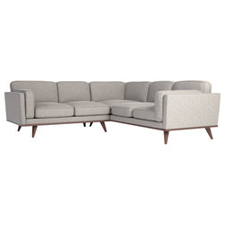 Contemporary Sectional Sofas By Houzz