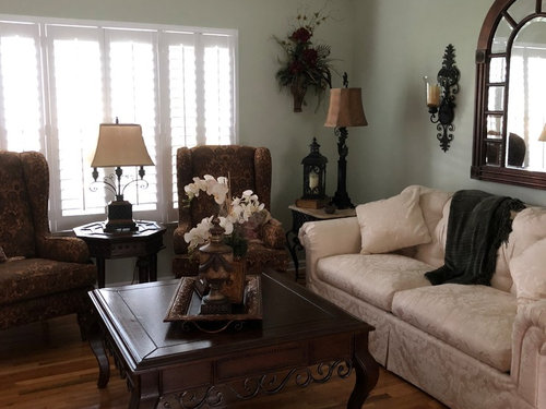 How To Decorate A Light Green Living Room