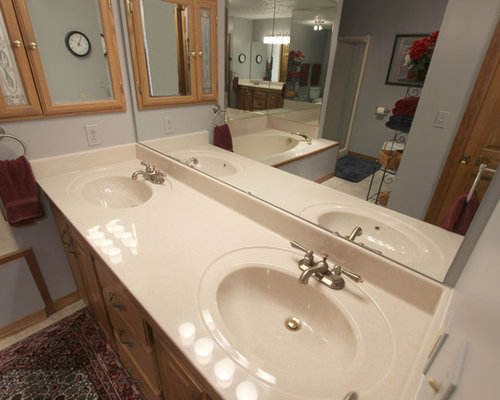 Cultured Marble Countertop And Tub Deck Copley Oh