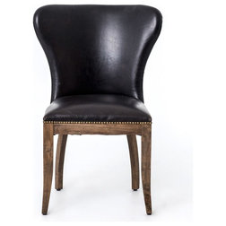 Transitional Dining Chairs by Zin Home
