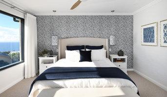 Palm Beach Family Retreat - Master Bed