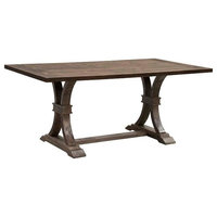 Anthropology Signature Rustic Dining Table