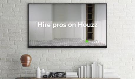 Promoting Pros on Houzz